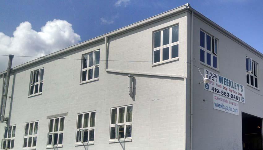 Commercial Installation Callahan Door Amp Window